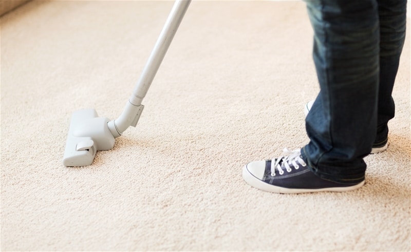 Carpet Cleaning Winter